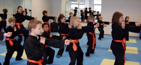 Shaolin Kung Fu Intensivtrainings vom 11. Februar 2017